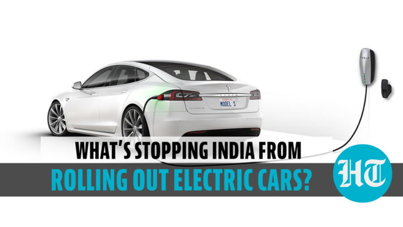 Watch: Removing the roadblocks to achieve India's electric vehicles' dream