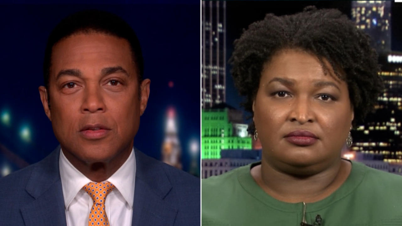 Abrams: My hope is we don't let their partisanship diminish our citizenship