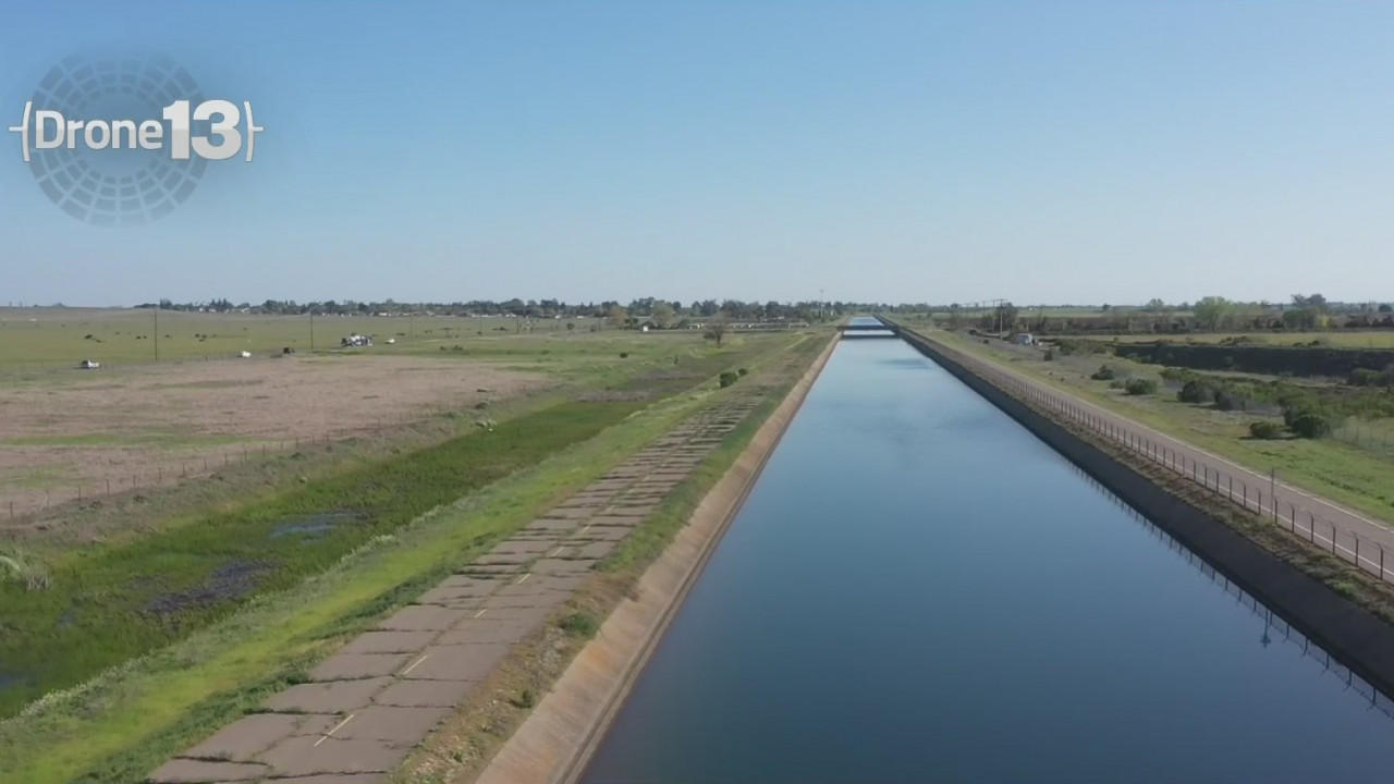 UC Researchers Propose Solar Canals