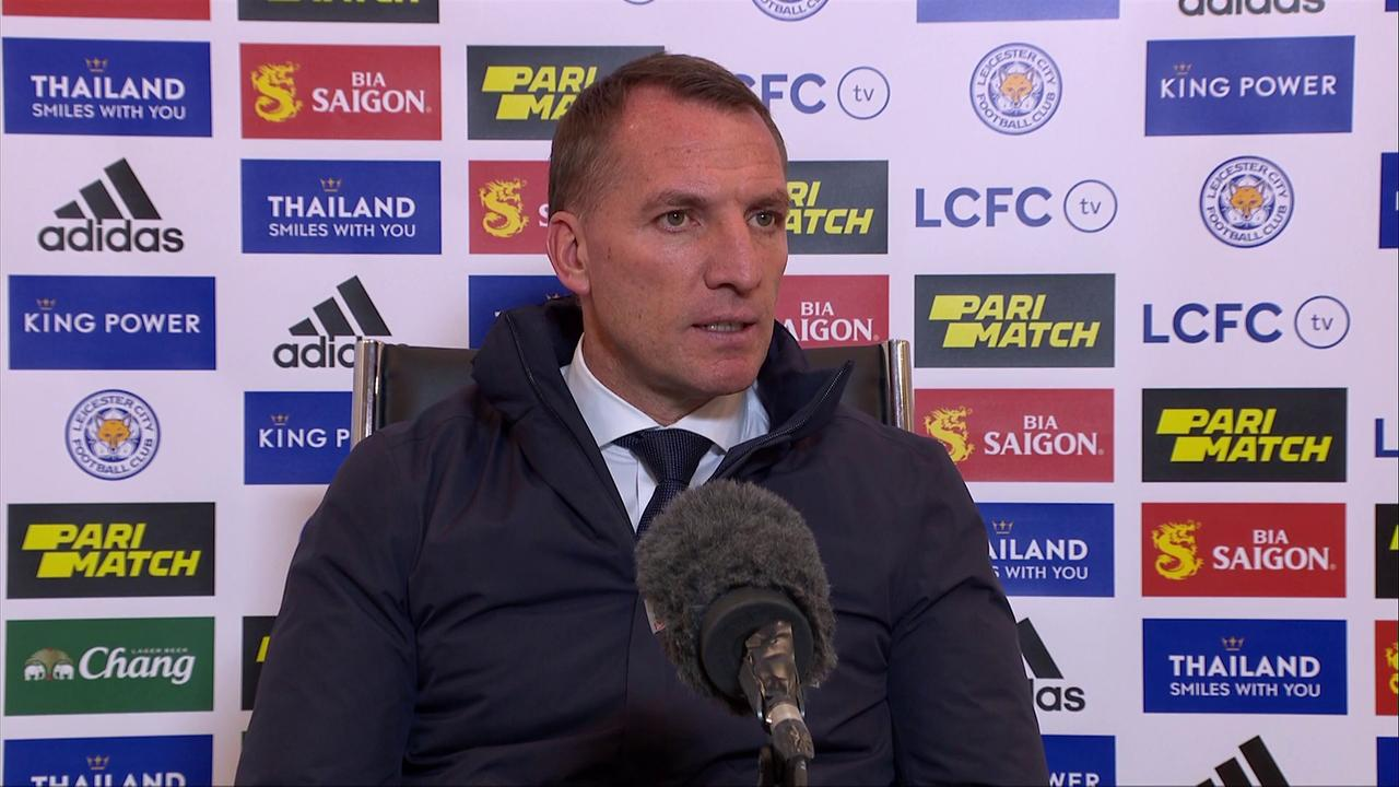 Rodgers: English football about competition