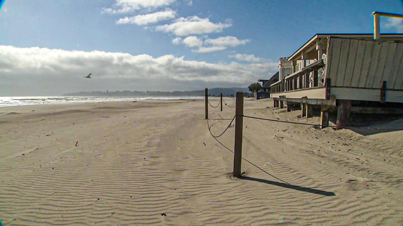Rising Sea Level Threatens Stinson Beach Neighborhoods