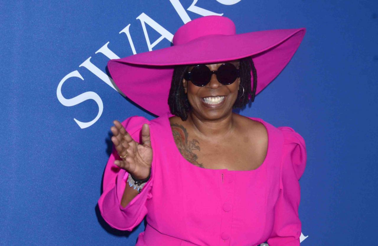 Whoopi Goldberg, Zendaya and more stars honoured at Essence's Black Women in Hollywood Awards