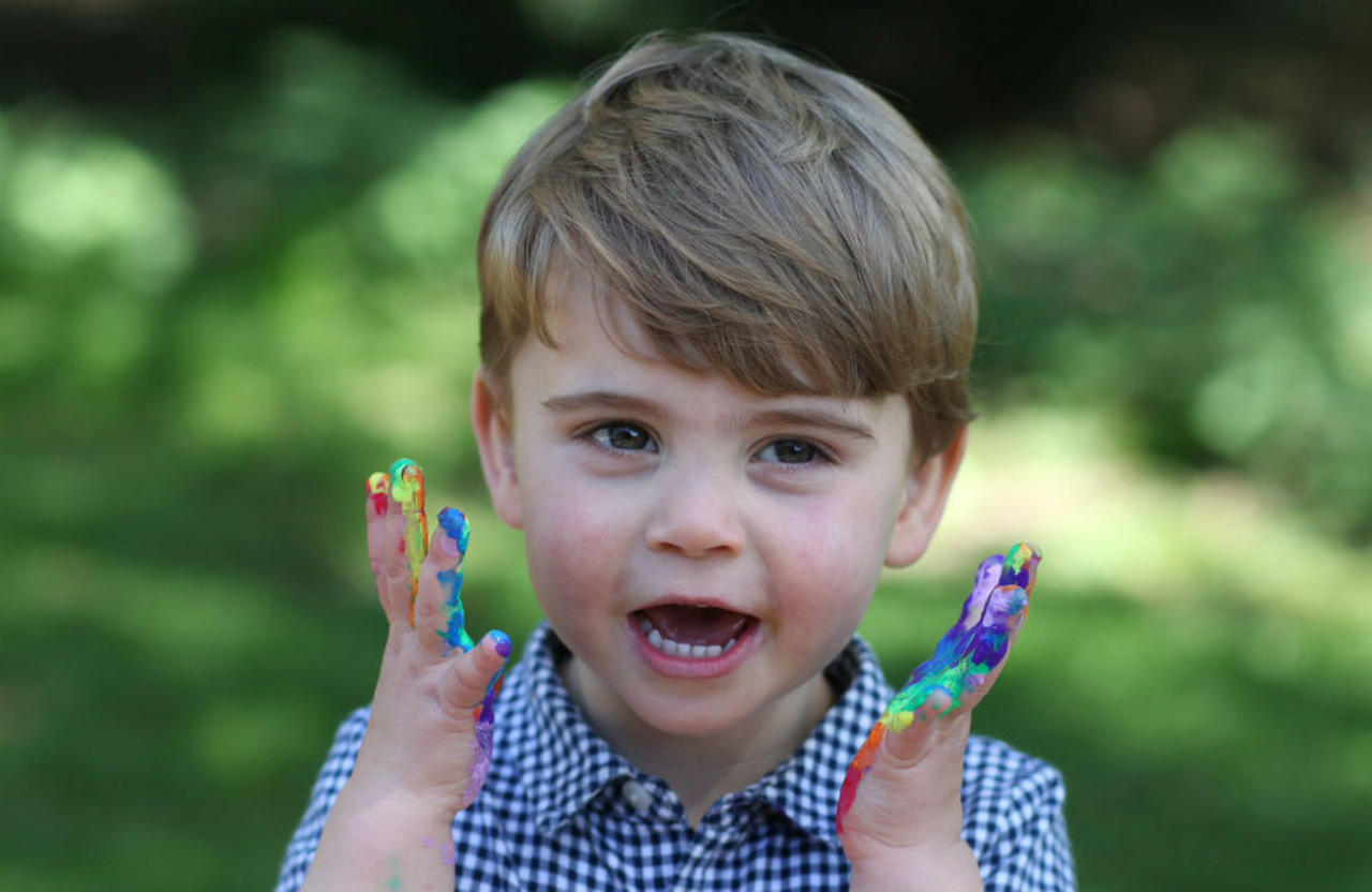 5 reasons to love Prince Louis of Cambridge
