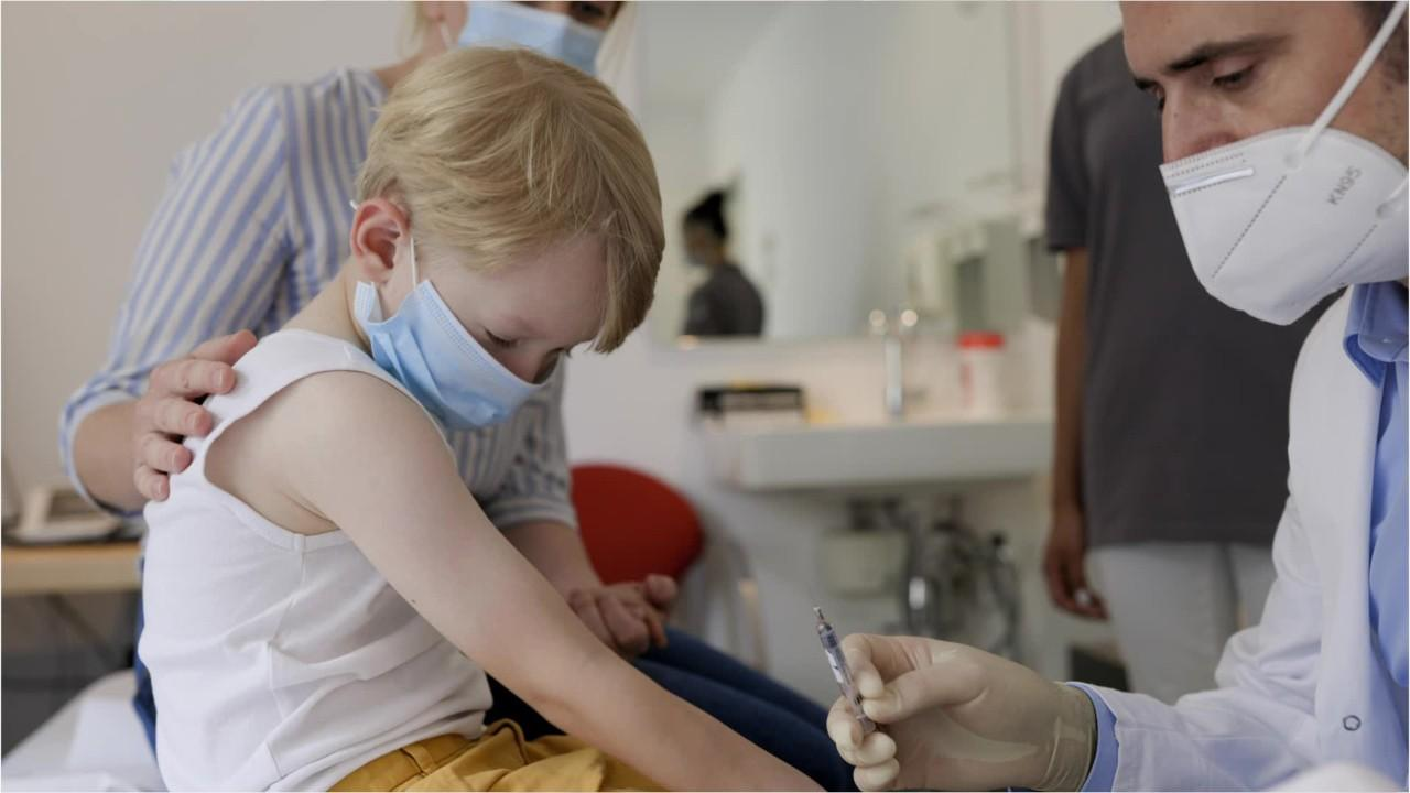 Children Will Be Getting COVID Jab As Early as September To Avoid Winter Outbreaks