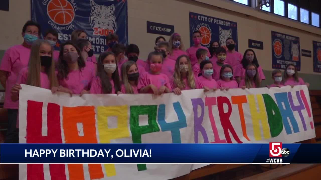 Wake Up Call: Special birthday wish for girl recovering from health scare