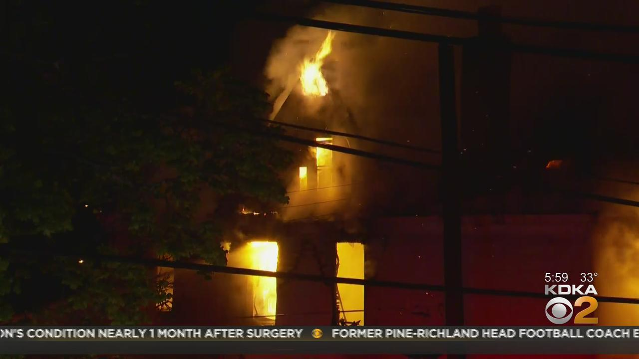 Two Overnight Fires Considered Suspicious