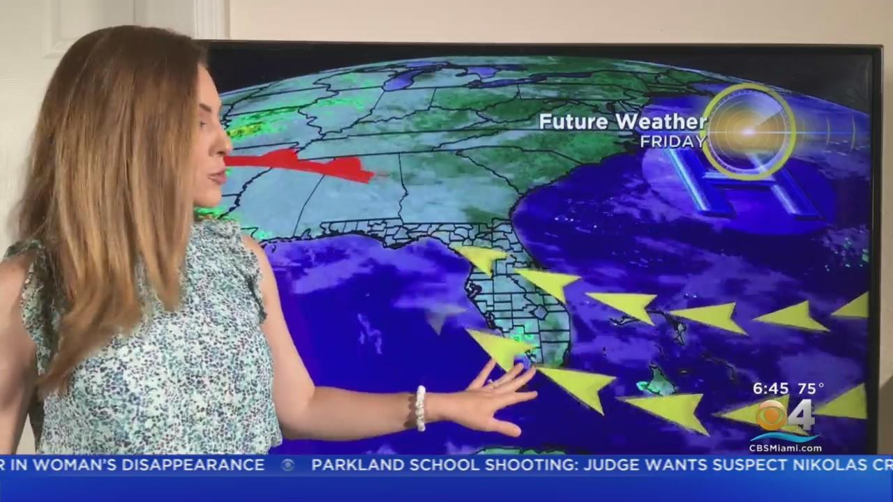 CBSMiami.com Weather 4/23/2021 6AM