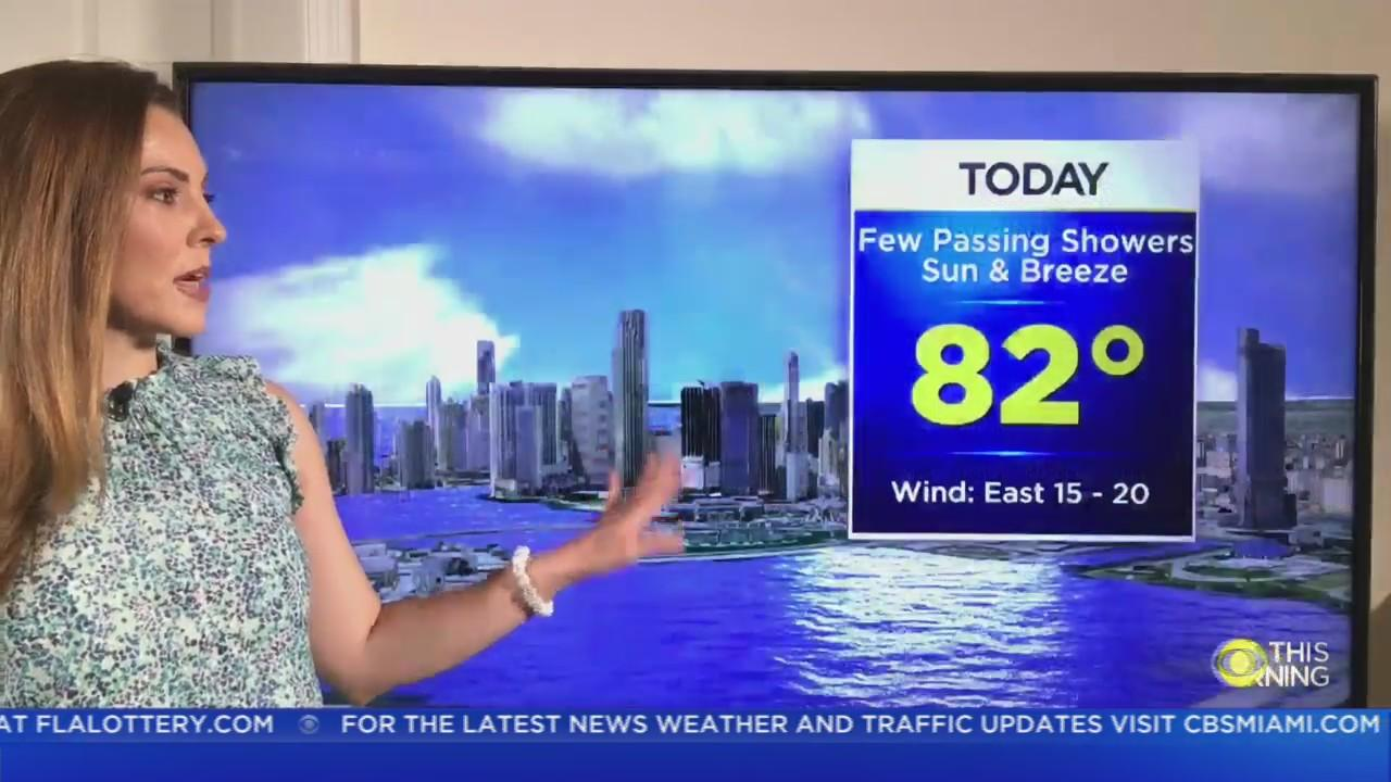 CBS4 Forecast For Friday 4/23/2021
