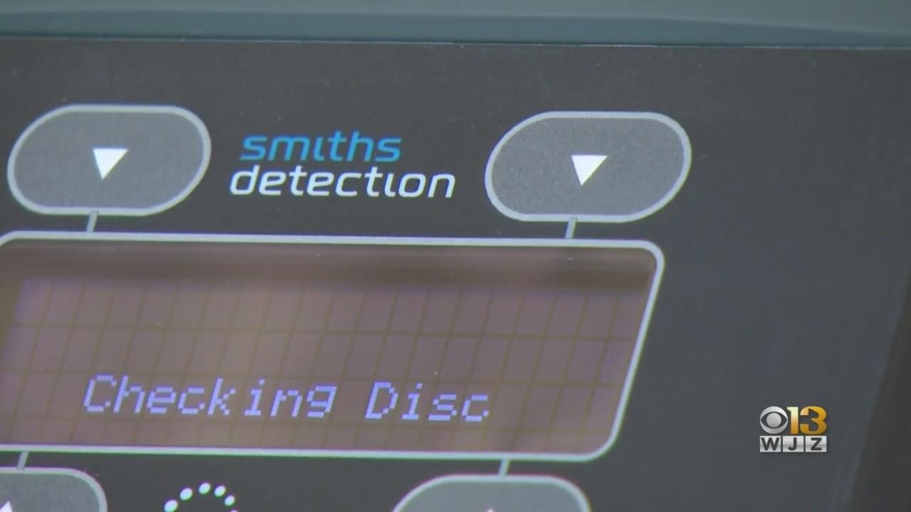 UMBC Using New Technology In Effort To Detect COVID-19 In High Occupancy Areas