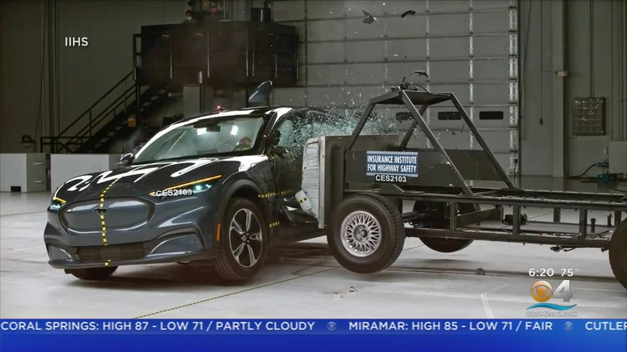 Some Electric Vehicles Test Well For Safety