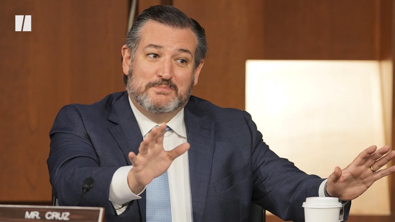 Ted Cruz: Master Gaslighter