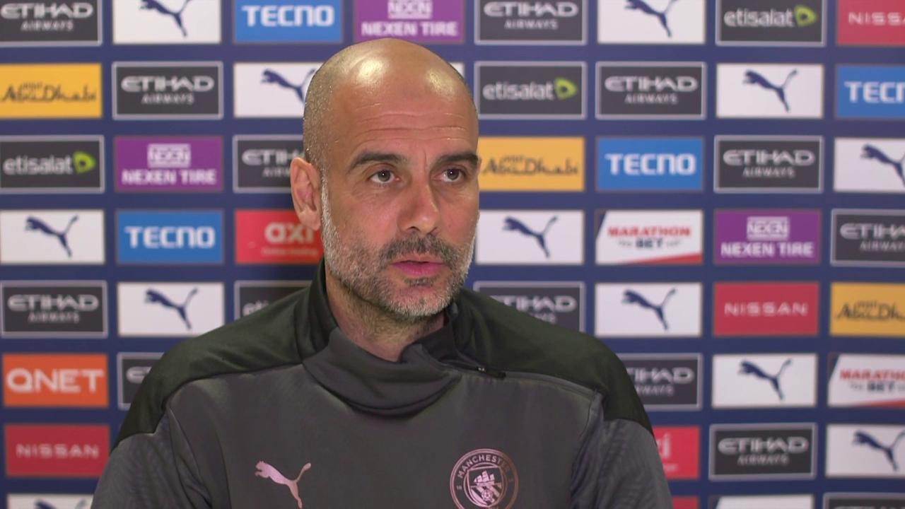 Pep: Players asked to play too many games