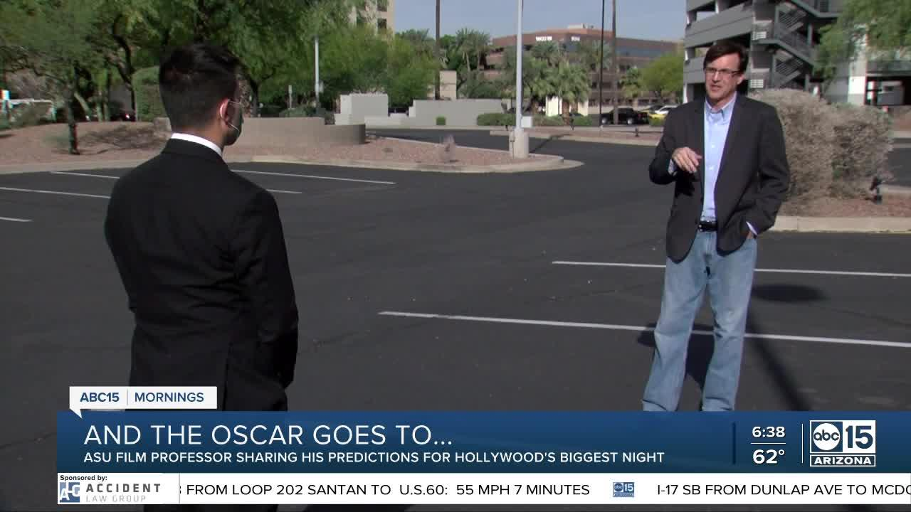 ASU film professor talks Oscar winner predictions