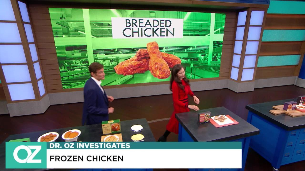 Oz Investigates: Frozen Chicken