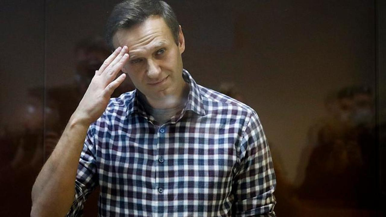 Russian opposition leader Alexei Navalny says he is ending his hunger strike