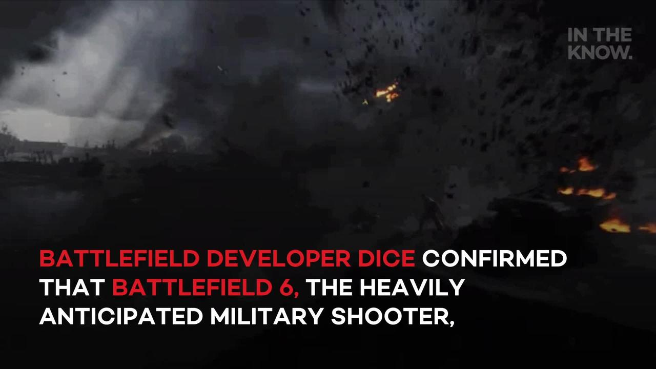 Battlefield 6 is being developed by 'biggest team ever' in franchise history