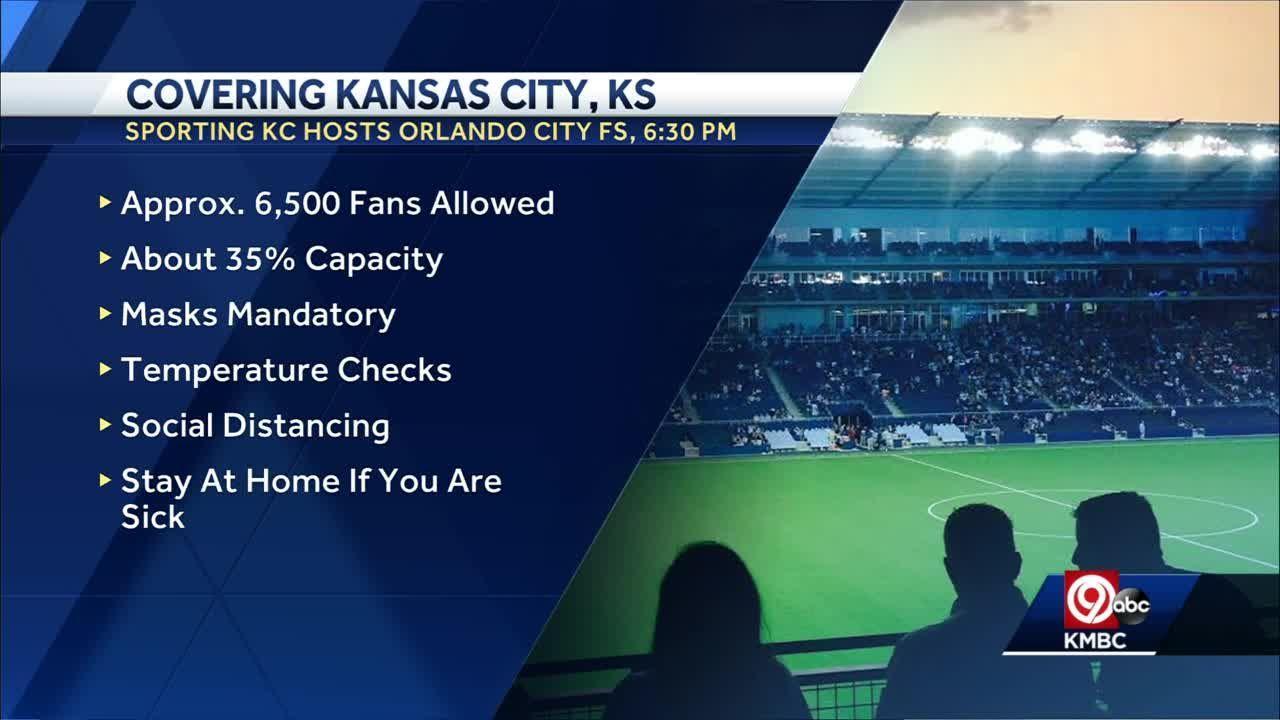 More fans returning to Children's Mercy Park for Sporting Kansas City's home opener