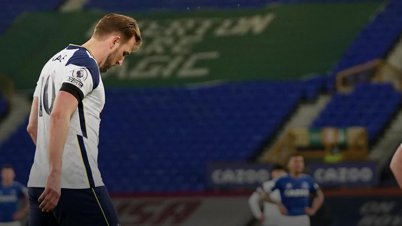 Ryan Mason plays waiting game on Harry Kane's fitness for Carabao Cup final