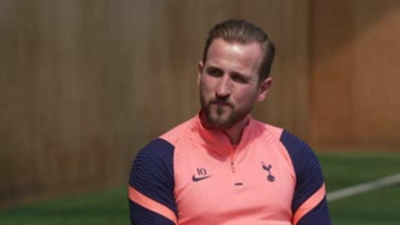 Harry Kane talks Jose sacking and ESL