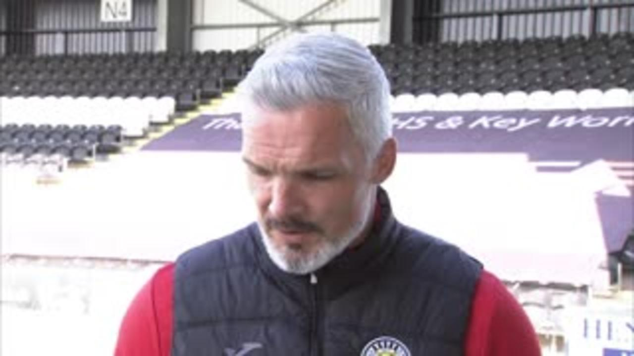 St Mirren like you've never seen them before!