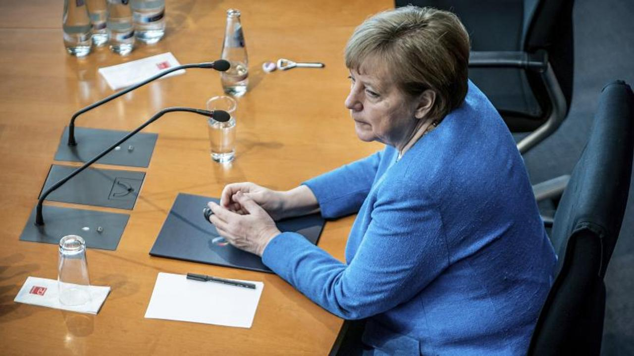 German Chancellor Angela Merkel denies lobbying for Wirecard during 2019 trip to China