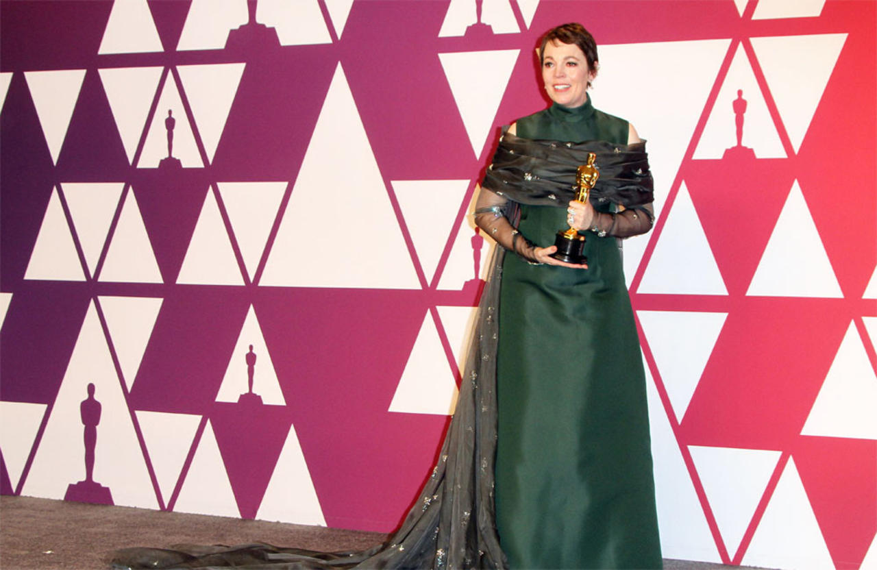 Olivia Colman turned to hypnotherapy to cure her crippling stage fright