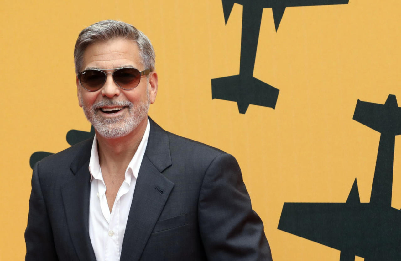 George Clooney rules out E.R. return