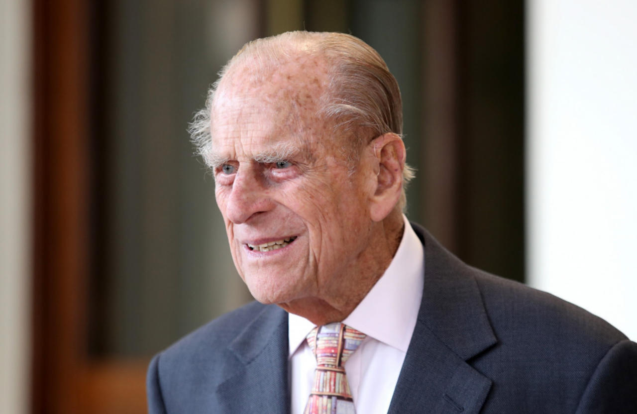 Prince Philip coached Prince William for his future role as King