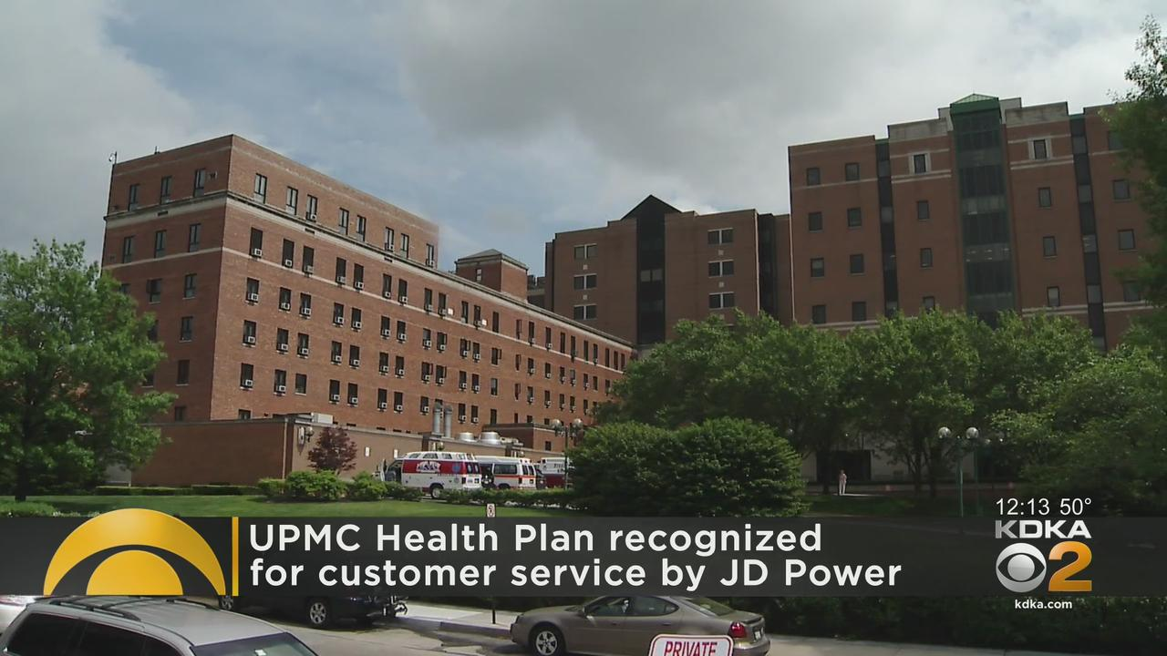 UPMC Health Plan Recognized For Customer Service By JD Power