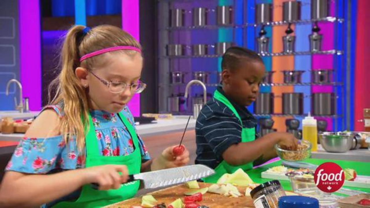 Judges Preview 'Junior Chef Showdown' S2