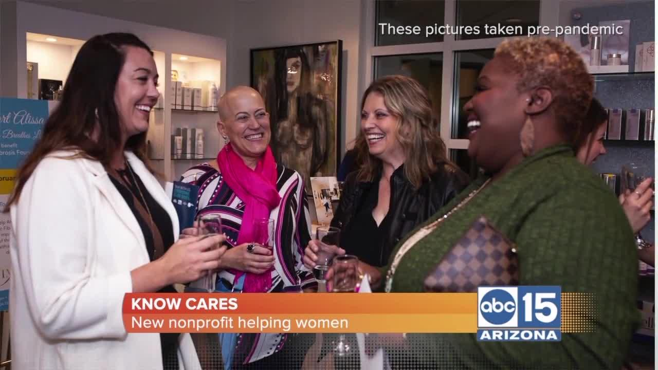 Learn more about KNOW Cares, a nonprofit focused on helping women business owners