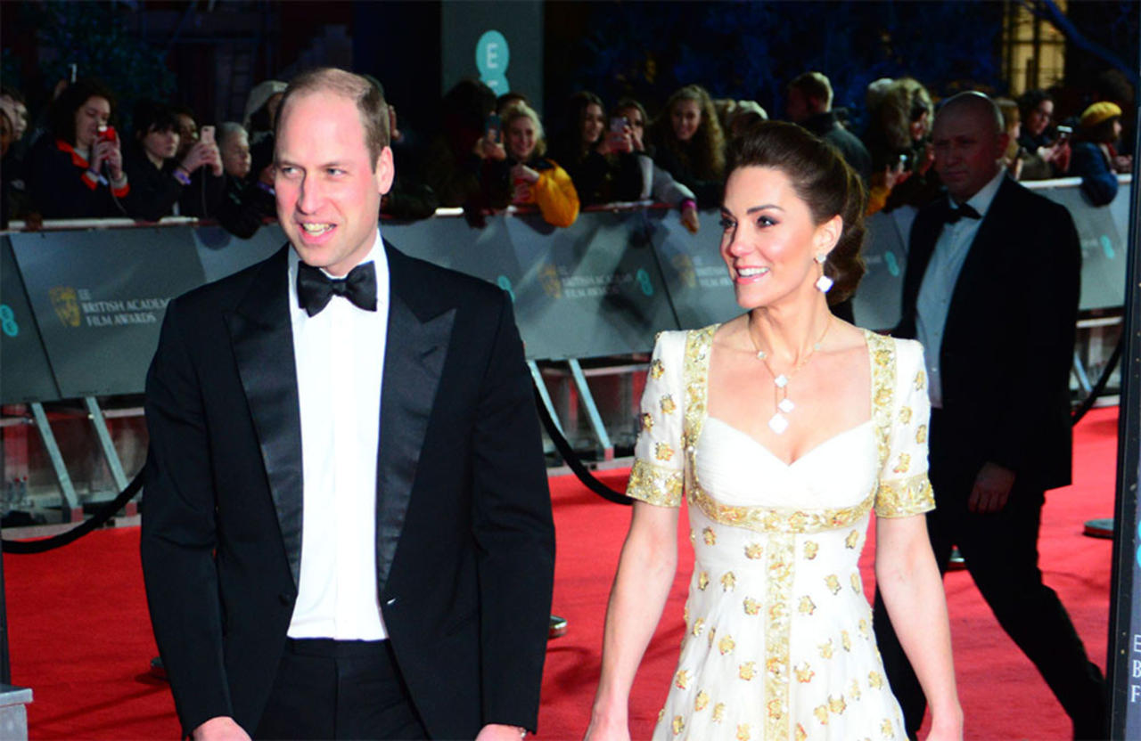 Duke and Duchess of Cambridge's Range Rover up for auction