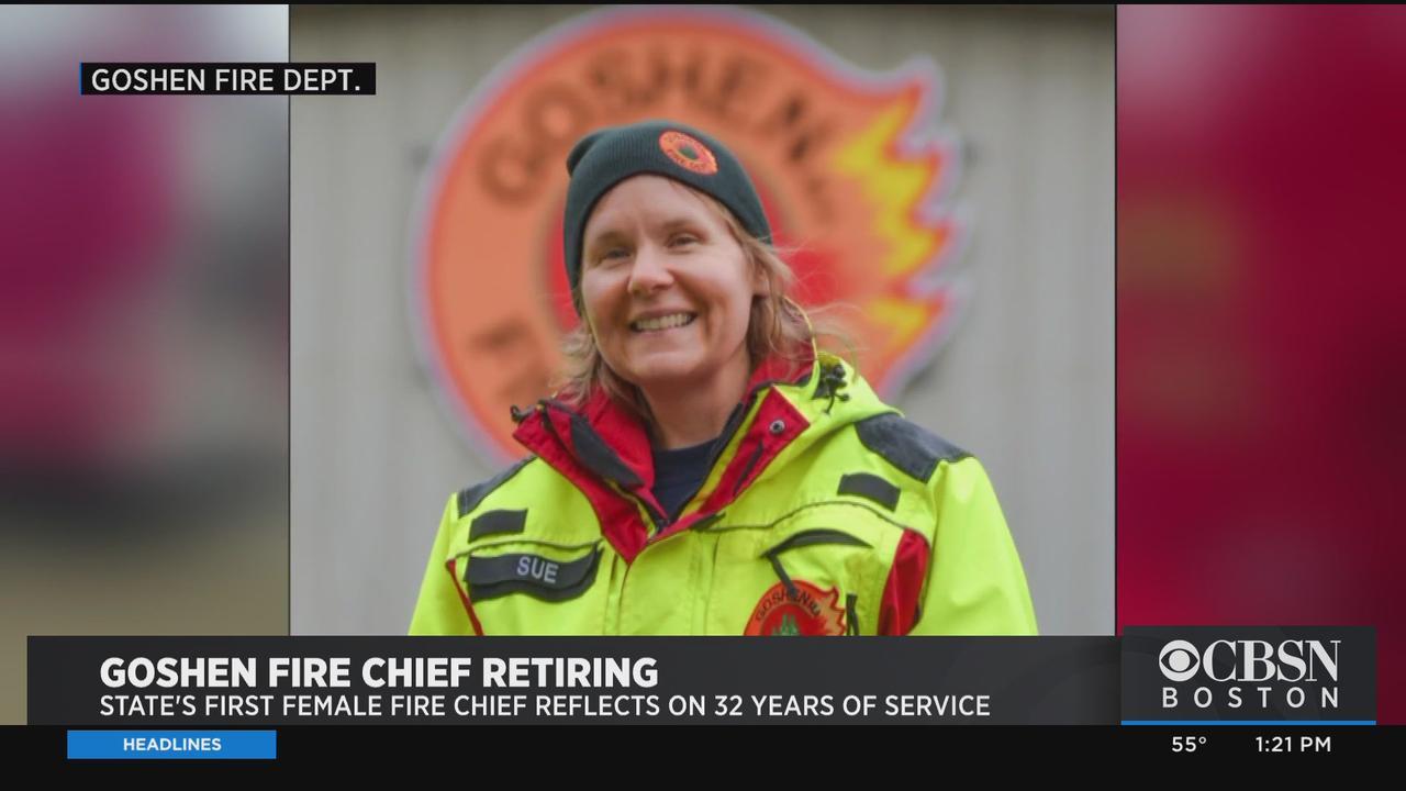 Susan Labrie, Massachusetts' First Female Fire Chief, Announces Retirement