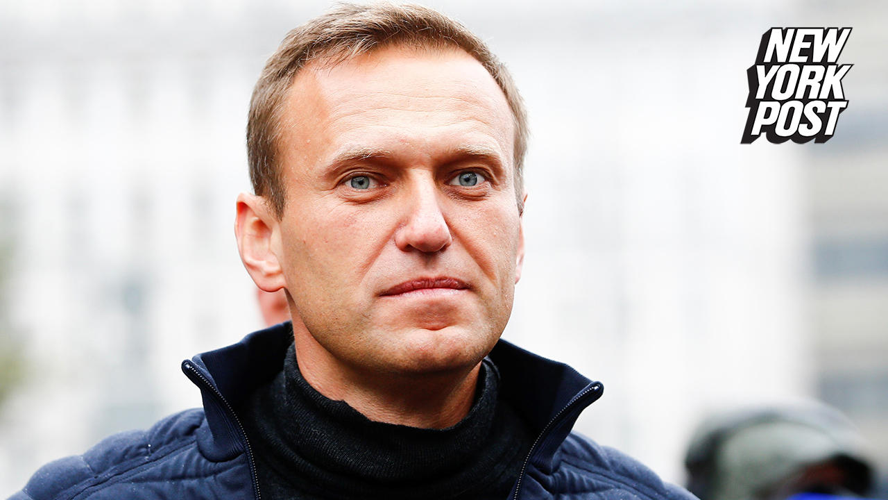 Alexei Navalny says he's ending his hunger strike after more than three weeks