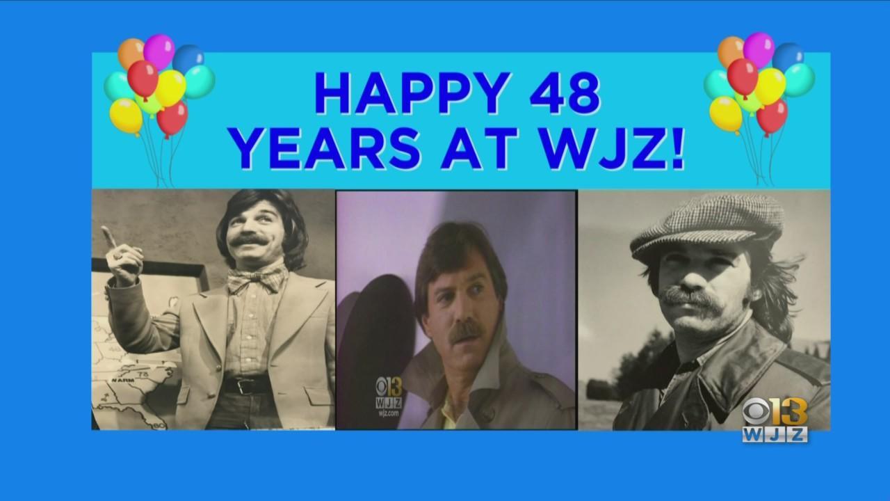 Bob Turk Celebrates 48 Years With WJZ