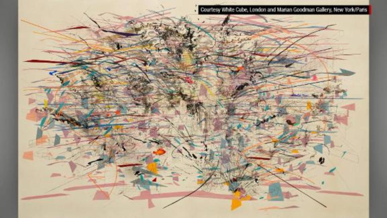 The extraordinary abstract art of Julie Mehretu