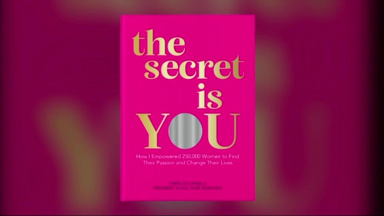 A conversation with the author of The Secret is You