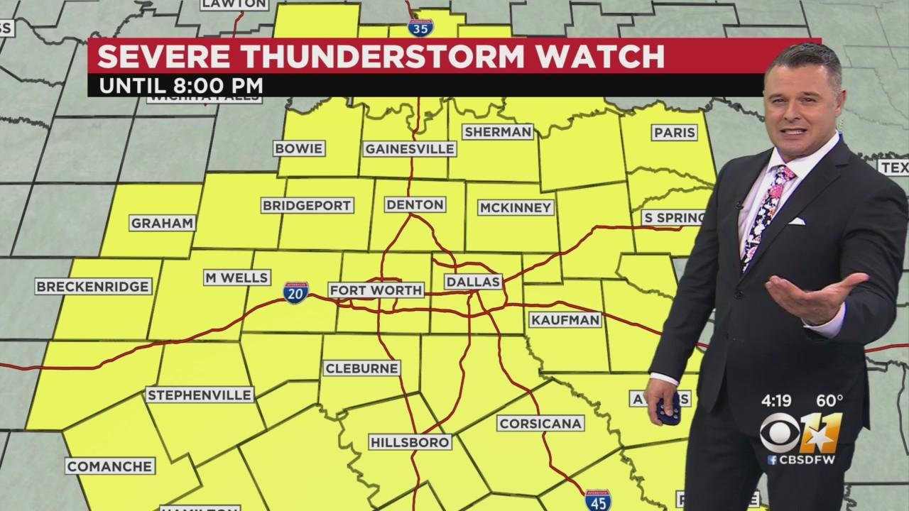 Scott Padgett's Weather Update