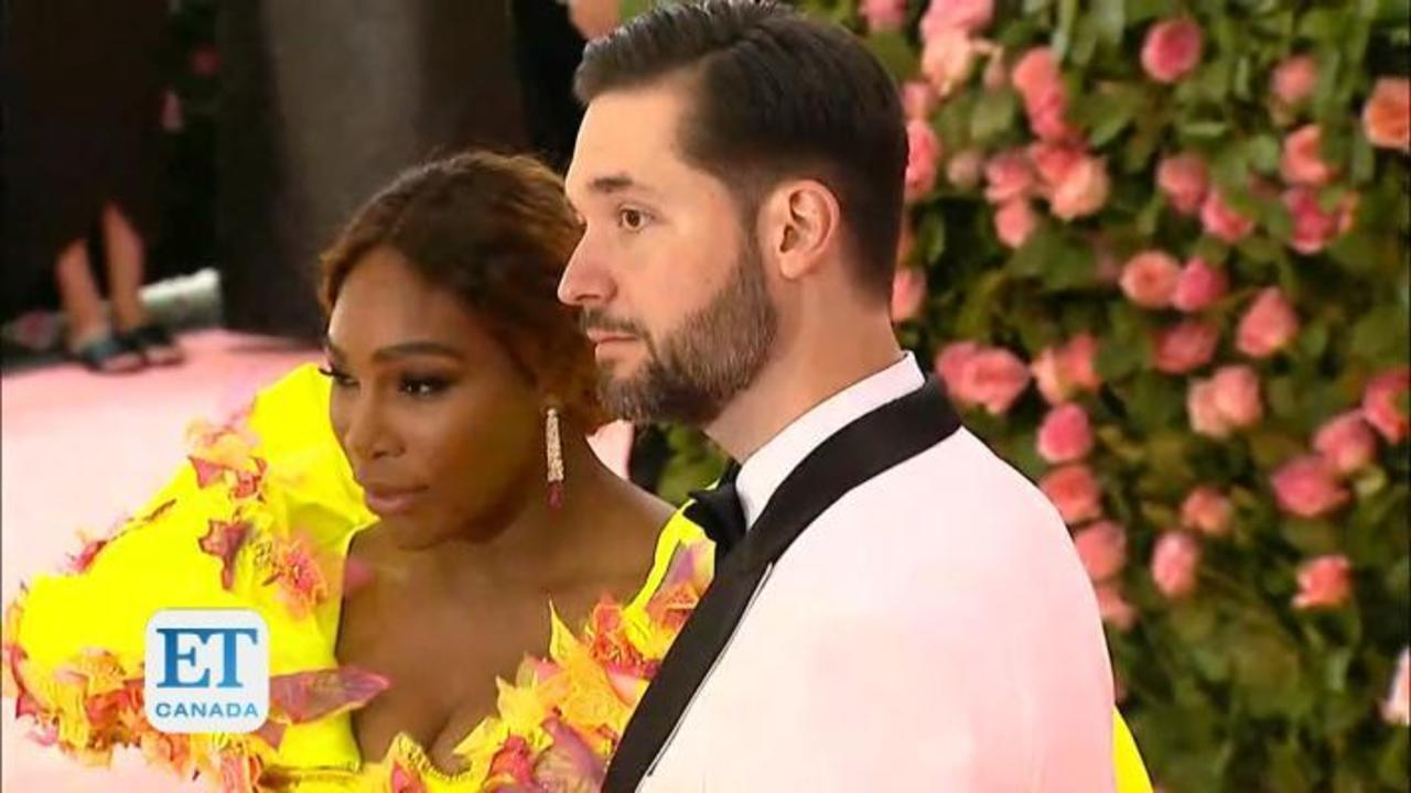 Alexis Ohanian Says He's 'Fine' With Being Called Serena Williams' Husband