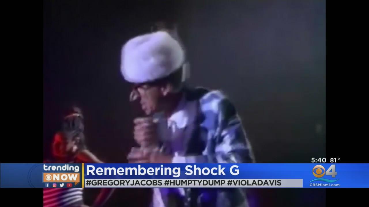 TRENDING: Remembering Shock G