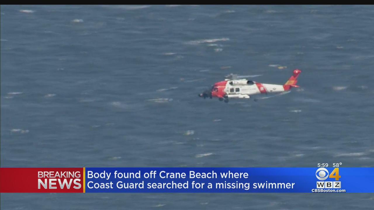 Body Found Off Crane Beach After Swimmer Reported Missing