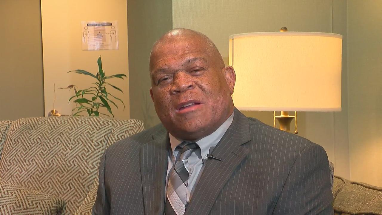 George Floyd's Uncle Speaks 1-On-1 With WCCO