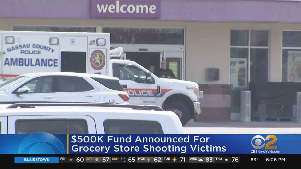 $500K Fund Announced For Grocery Store Shooting Victims