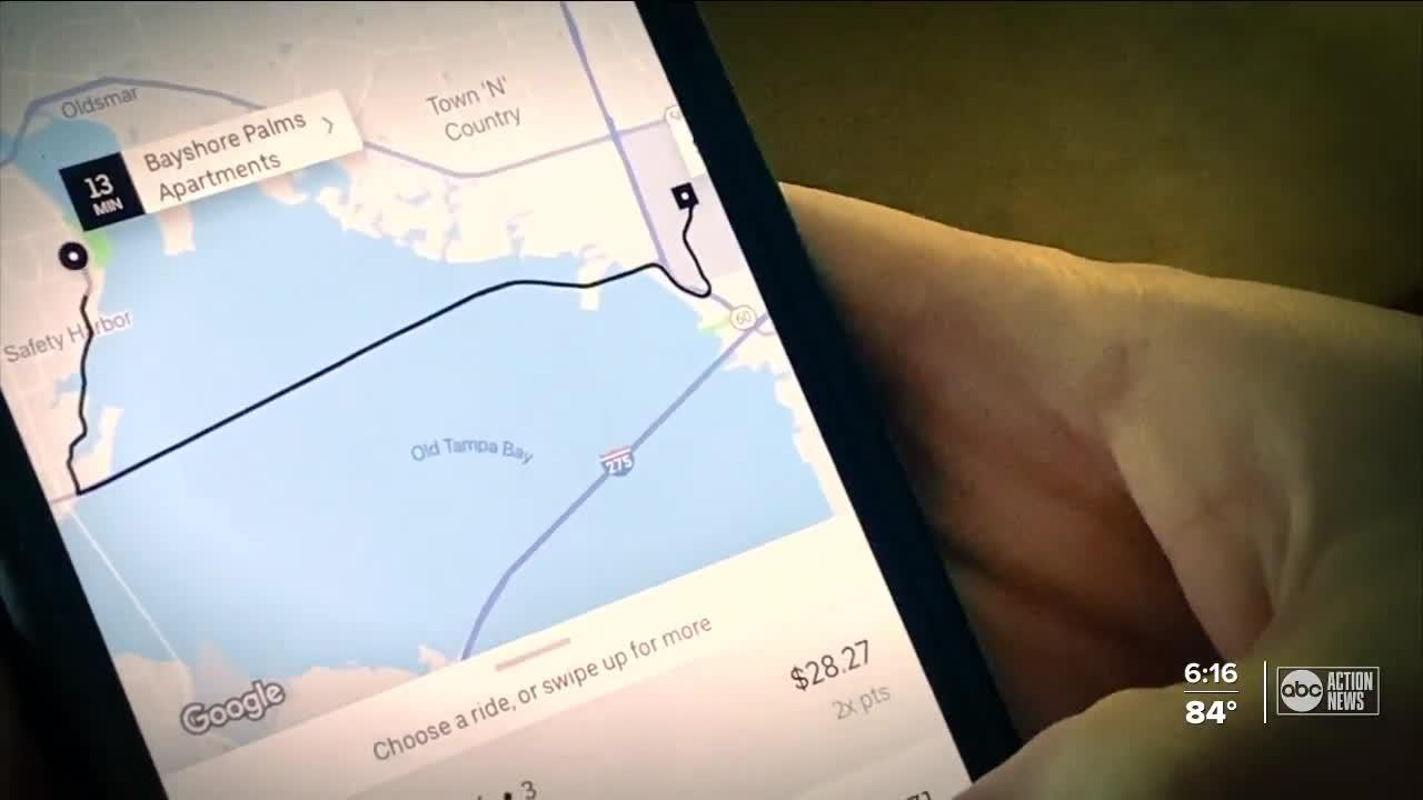 Rideshare companies offering money to entice drivers to get back behind the wheel