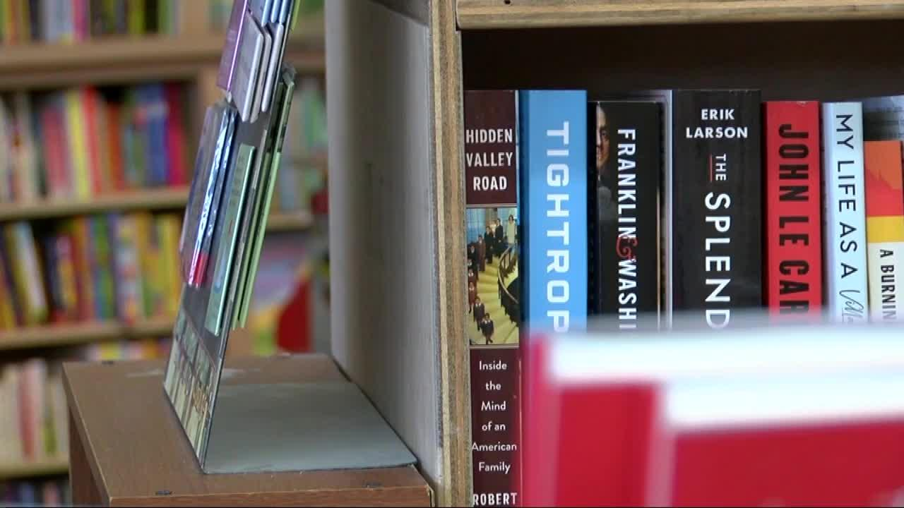 The pandemic's impact on independent bookstores, Saturday is Independent Bookstore Day