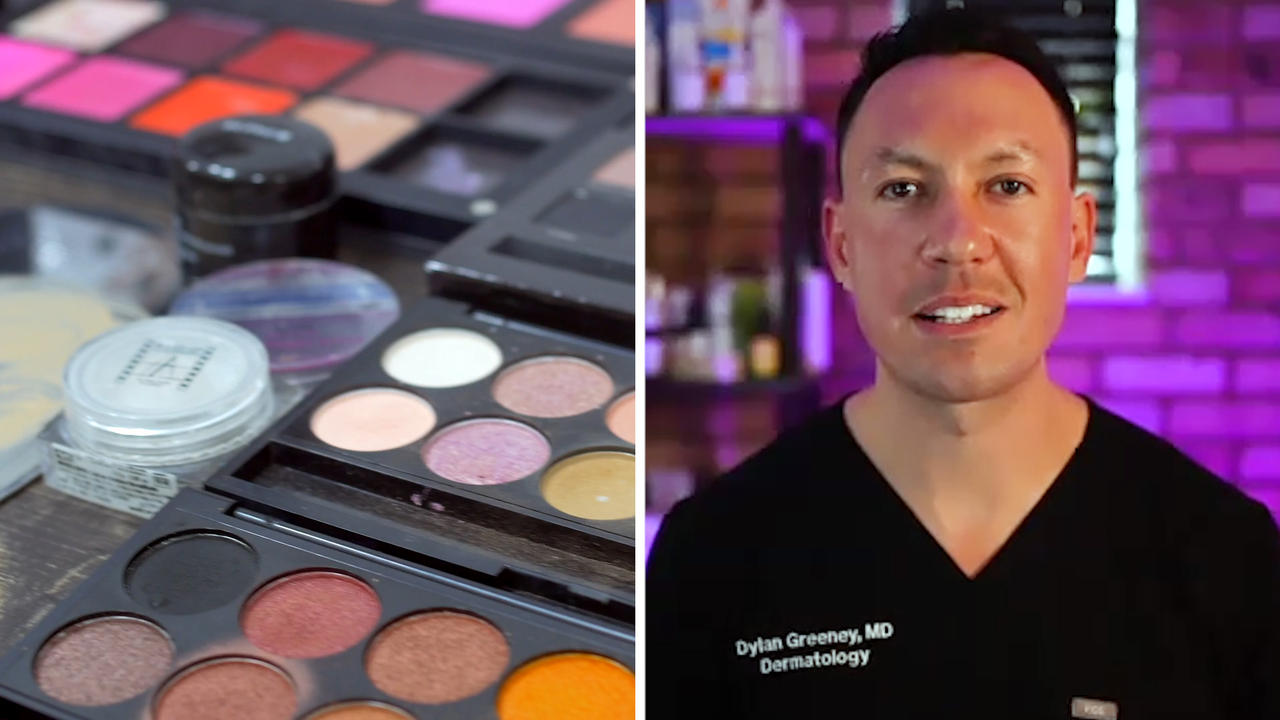 Expired makeup: Why it's important to toss out old makeup, according to a skin doctor