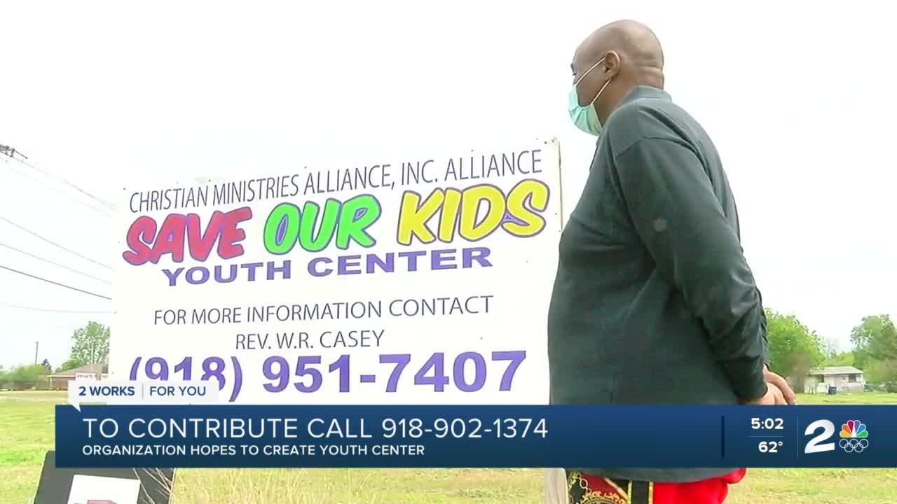 Christian Ministers Alliance needs funding help for youth center