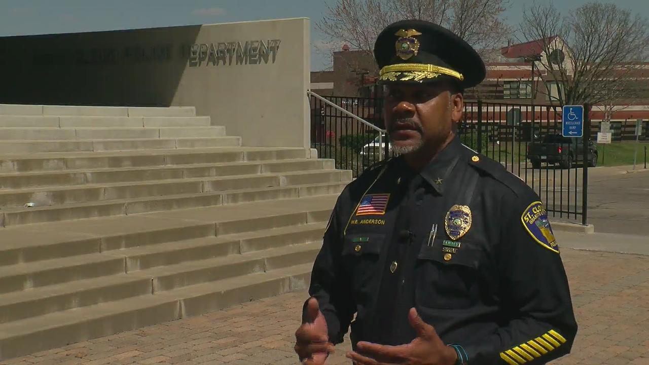 St. Cloud Police Chief Talks 1-On-1 On Future Of Policing