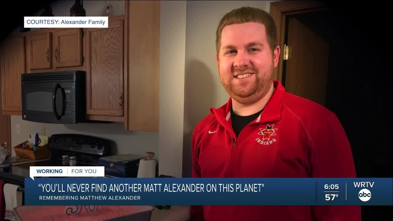 Matthew Alexander: Dispatcher at FedEx was 'one of the best'