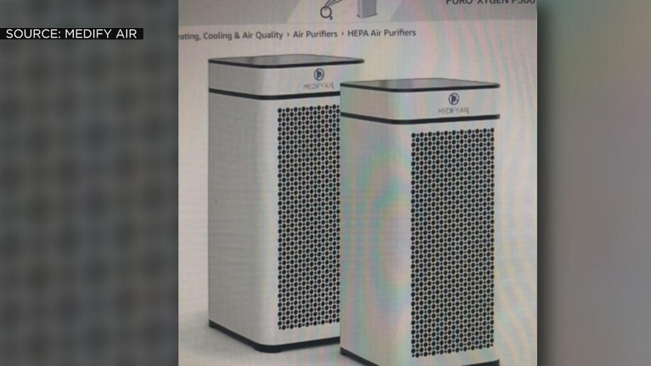 Coronavirus Found In Davis Schools' Air Filters